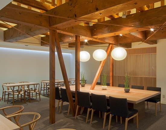 永楽屋本店 喫茶室