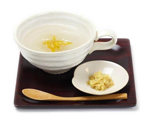 柚子生姜 葛湯
