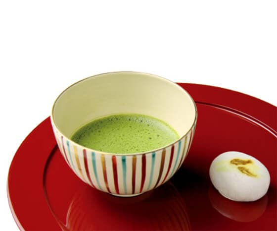 お抹茶 (生菓子付)