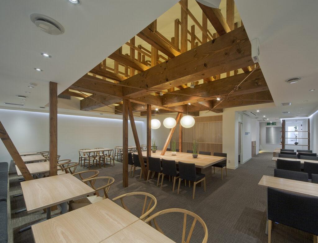 永楽屋 本店喫茶室